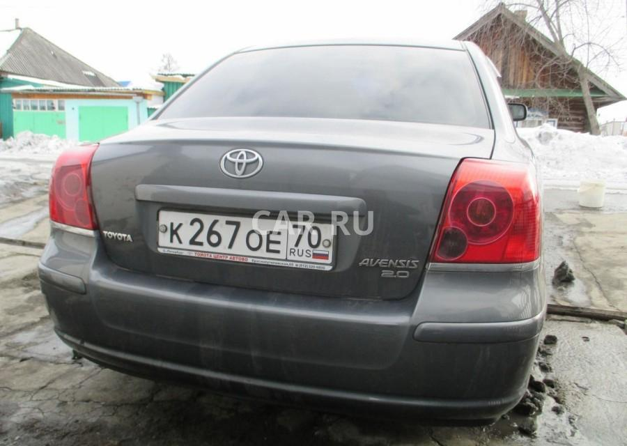 Toyota Avensis, Асино