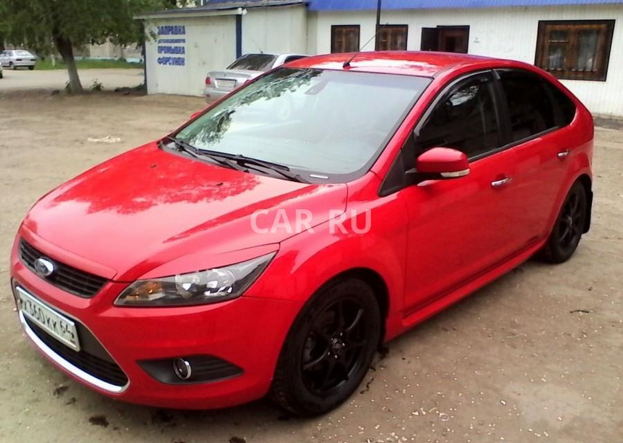 Ford Focus, Балаково