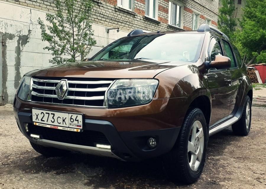 Renault Duster, Балаково
