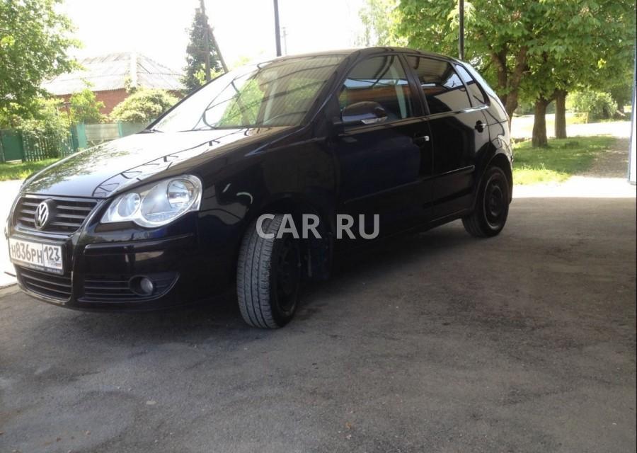Volkswagen Polo, Апшеронск