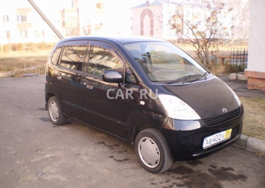 Suzuki MR Wagon, Азово
