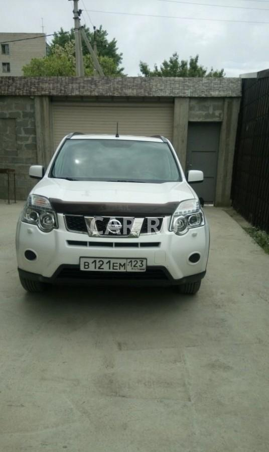 Nissan X-Trail, Анапа
