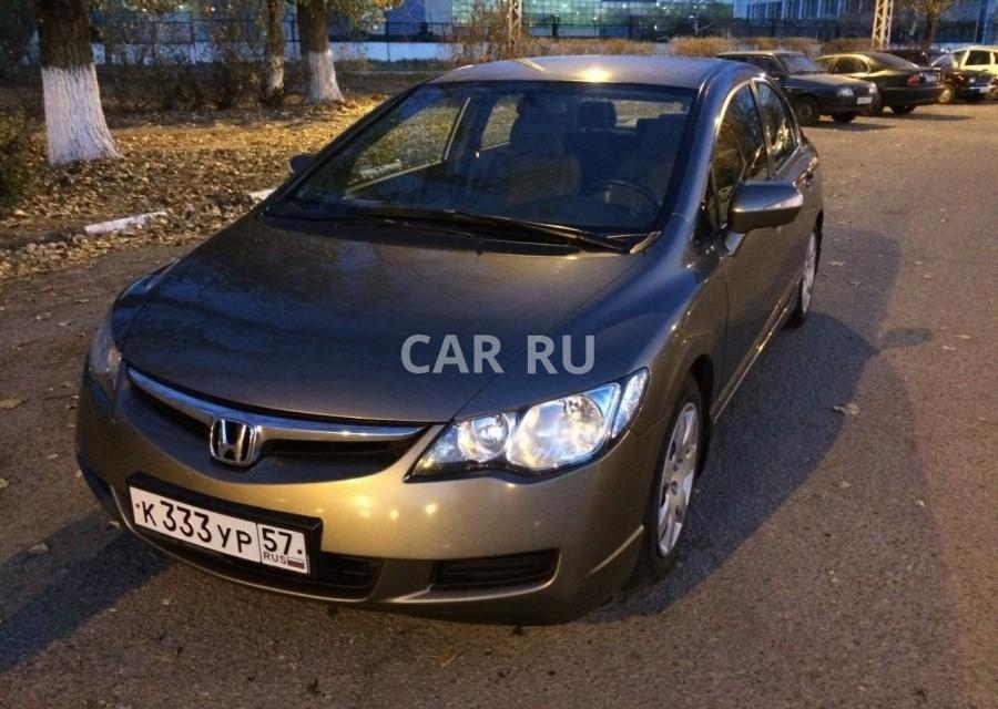 Honda Civic, Белгород