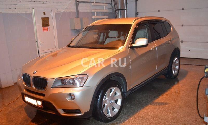 BMW X3, Архангельск