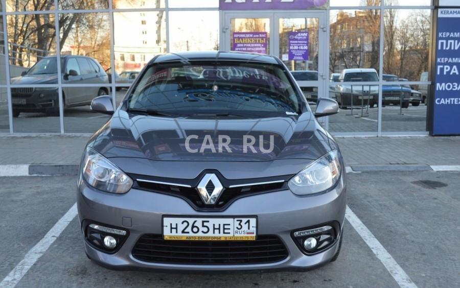 Renault Fluence, Белгород