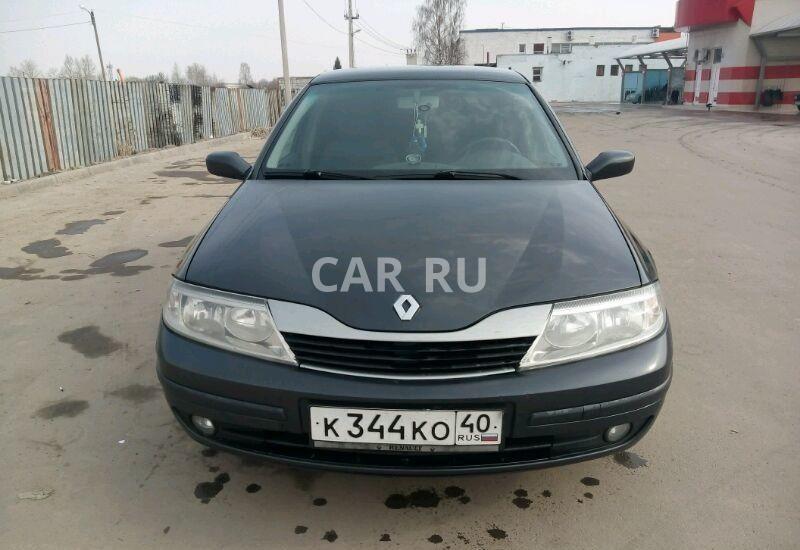 Renault Laguna, Алексин