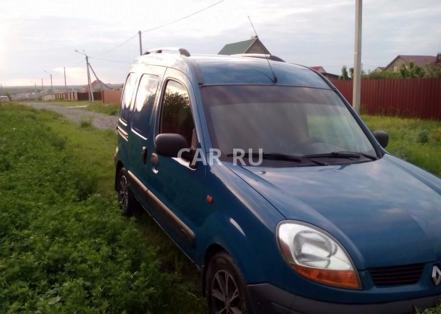 Renault Kangoo, Белгород