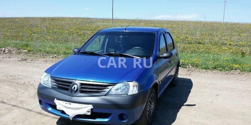 Renault Logan, Альметьевск