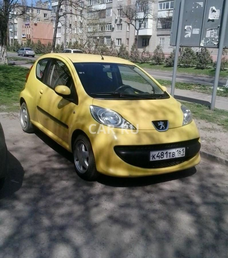Peugeot 107, Азов