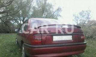 Opel Vectra, Баймак