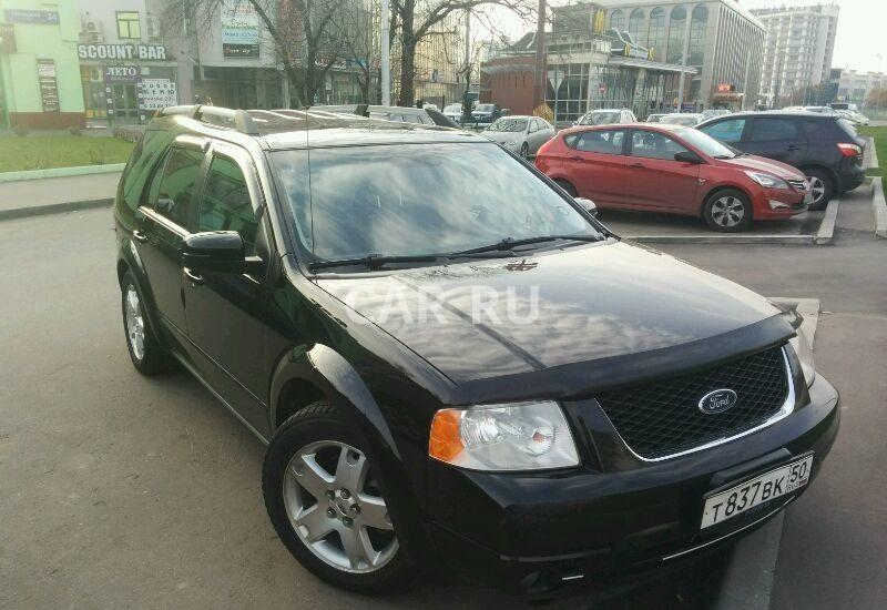 Ford Freestyle, Белгород