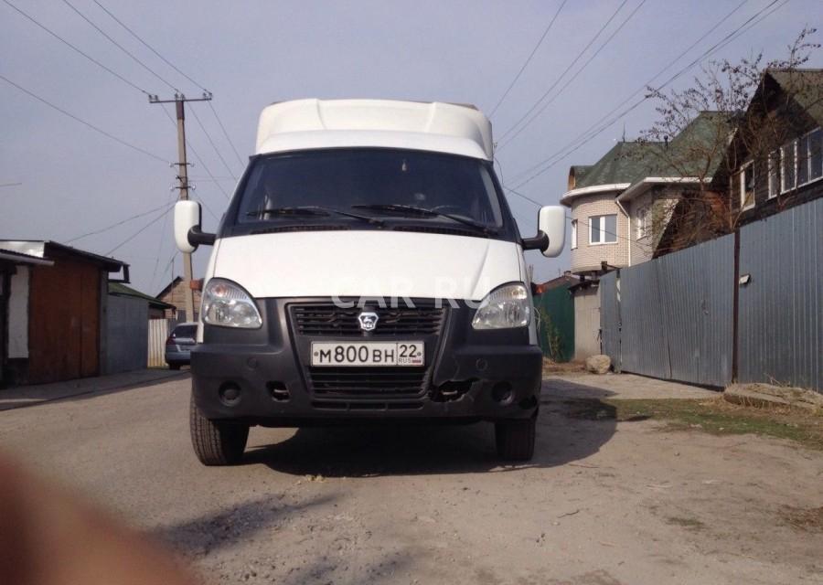 Газ 33023, Барнаул