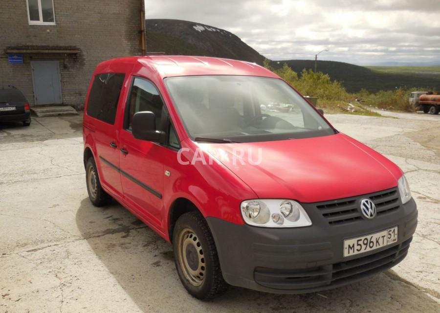 Volkswagen Caddy, Апатиты