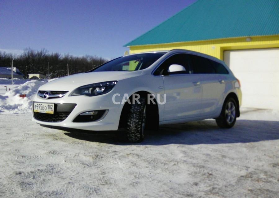 Opel Astra, Белебей