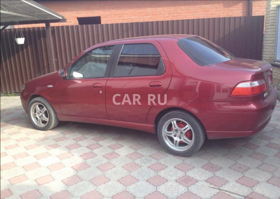 Fiat Albea, Азов