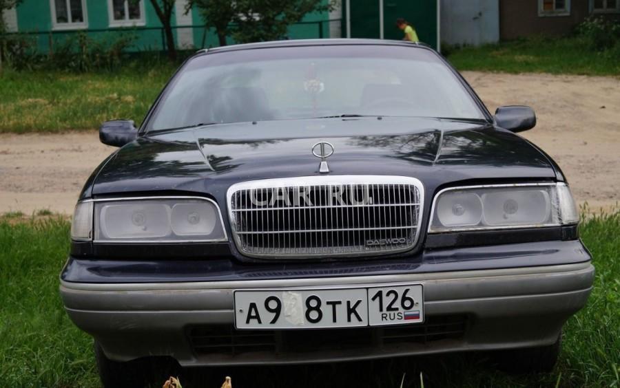 Daewoo Prince, Александровское