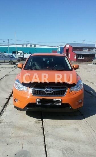Subaru XV, Архангельск