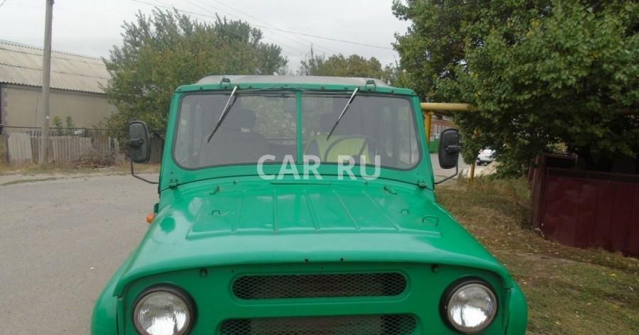 Уаз 31512, Багаевская
