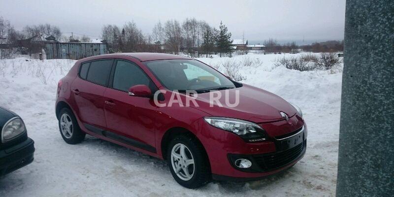 Renault Megane, Архангельск