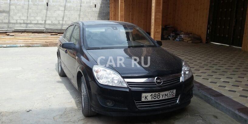 Opel Astra, Бачи-Юрт