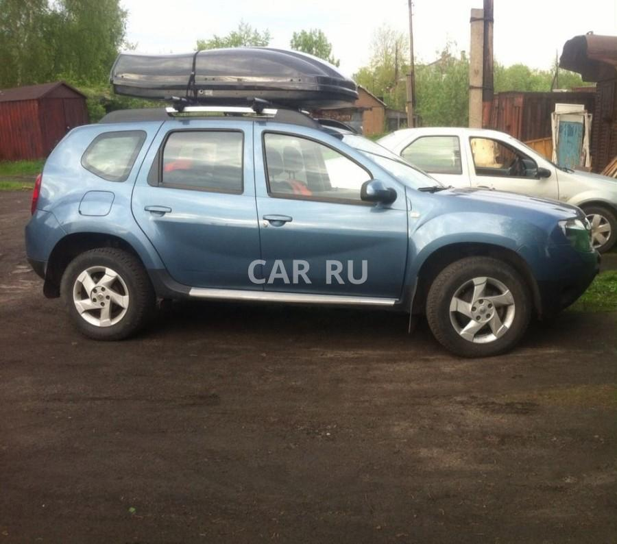 Renault Duster, Архангельск
