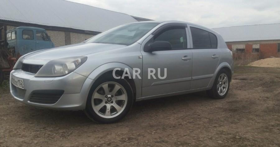 Opel Astra GTC, Арзамас