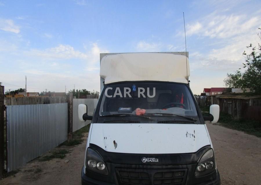 Газ 3302, Астрахань