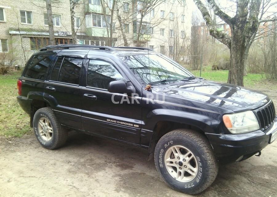Jeep Grand Cherokee, Алексин