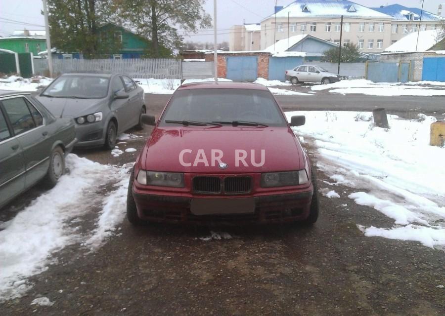 BMW 3-series, Альметьевск