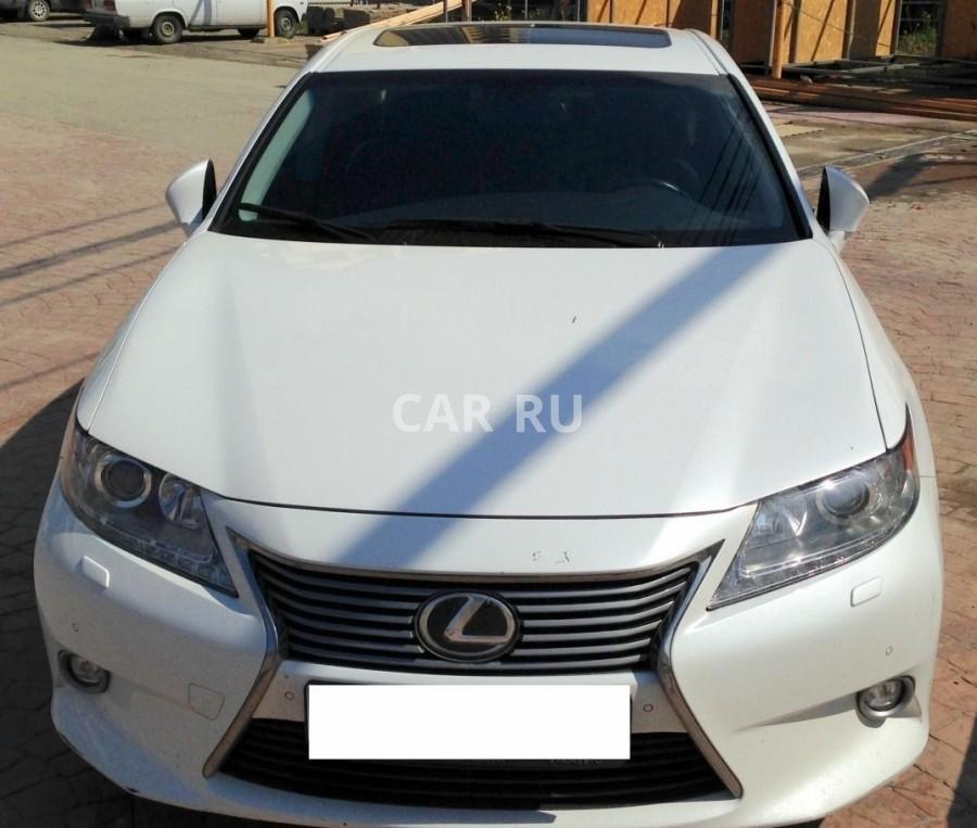 Lexus ES, Анапа