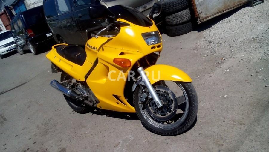 Kawasaki ZZR 250 2002 100 000
