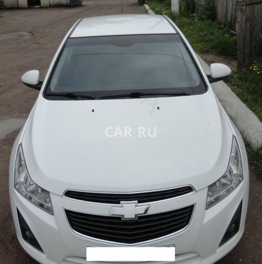 Chevrolet Cruze, Арзамас