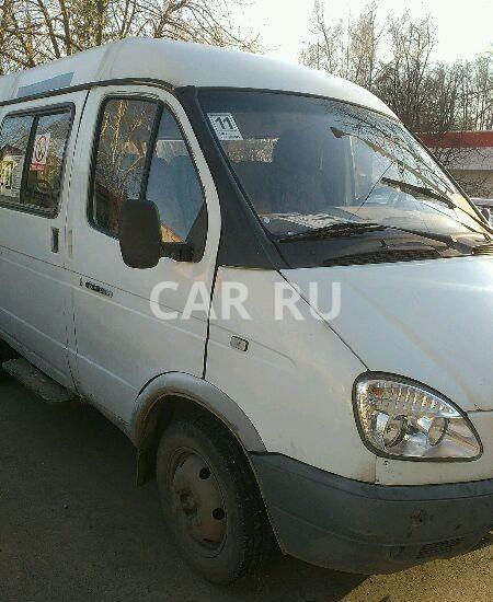 Газ 3221, Алексин