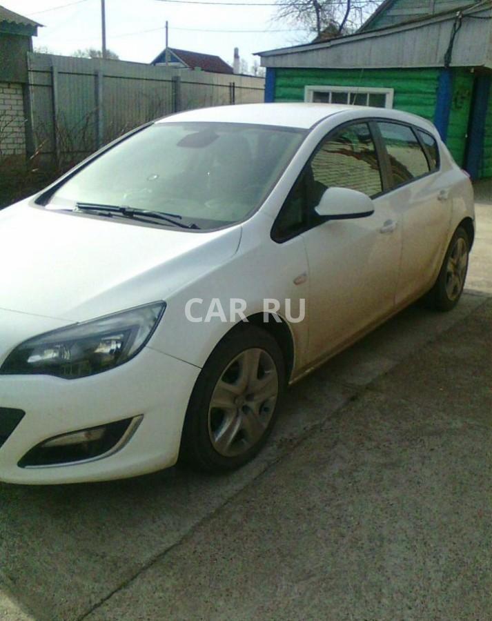 Opel Astra, Апастово