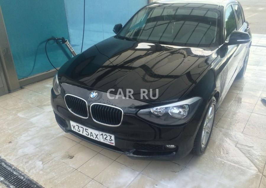 BMW 1-series, Армавир