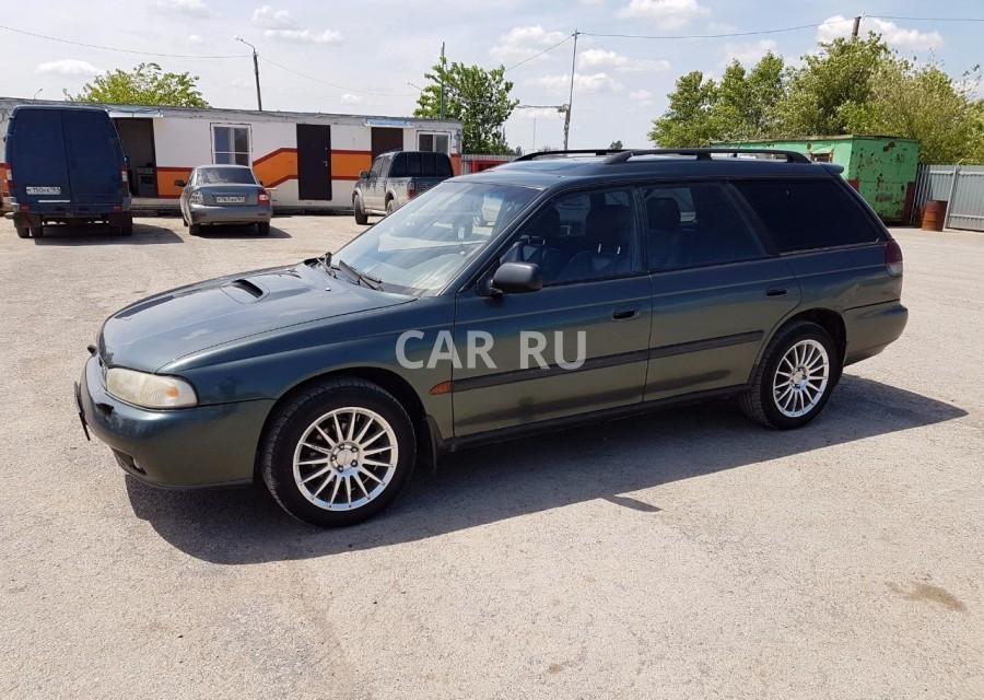 Subaru Legacy, Белая Калитва