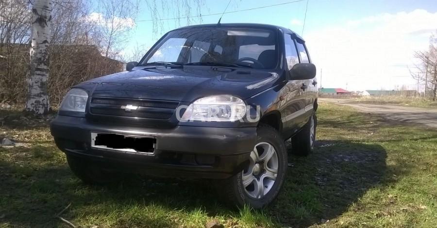 Chevrolet Niva, Алатырь