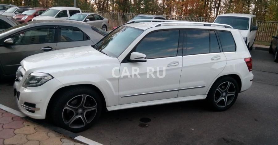 Mercedes GLK-Class, Белгород