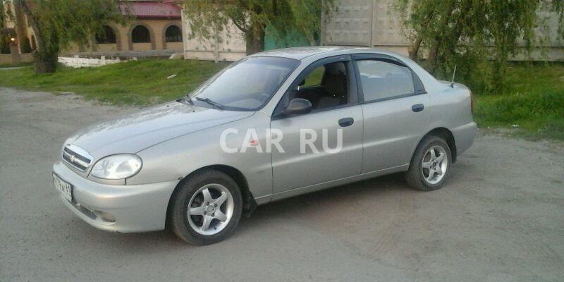 Chevrolet Lanos, Азов