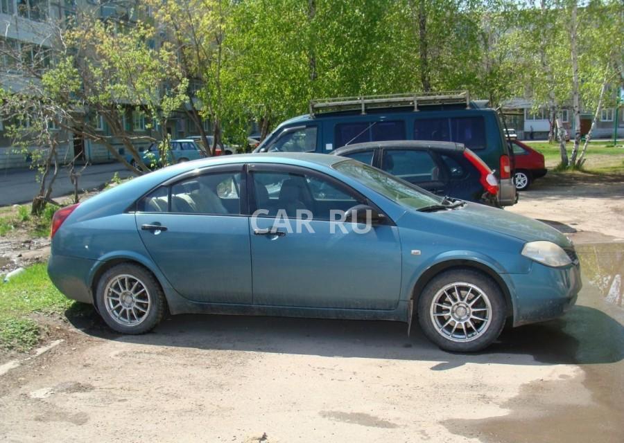 Nissan Primera, Ачинск