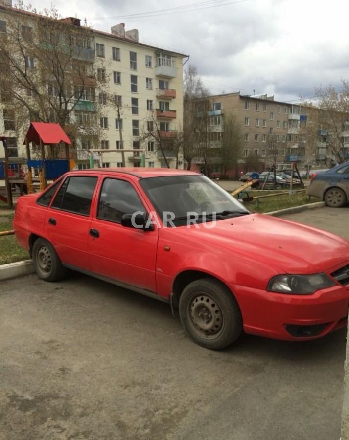 Daewoo Nexia, Алапаевск