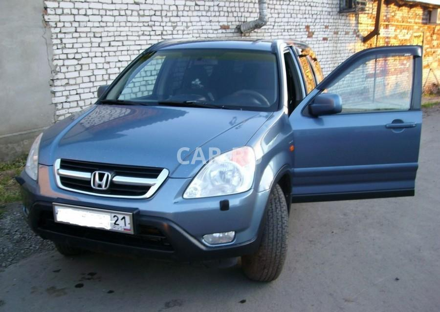 Honda CR-V, Алатырь