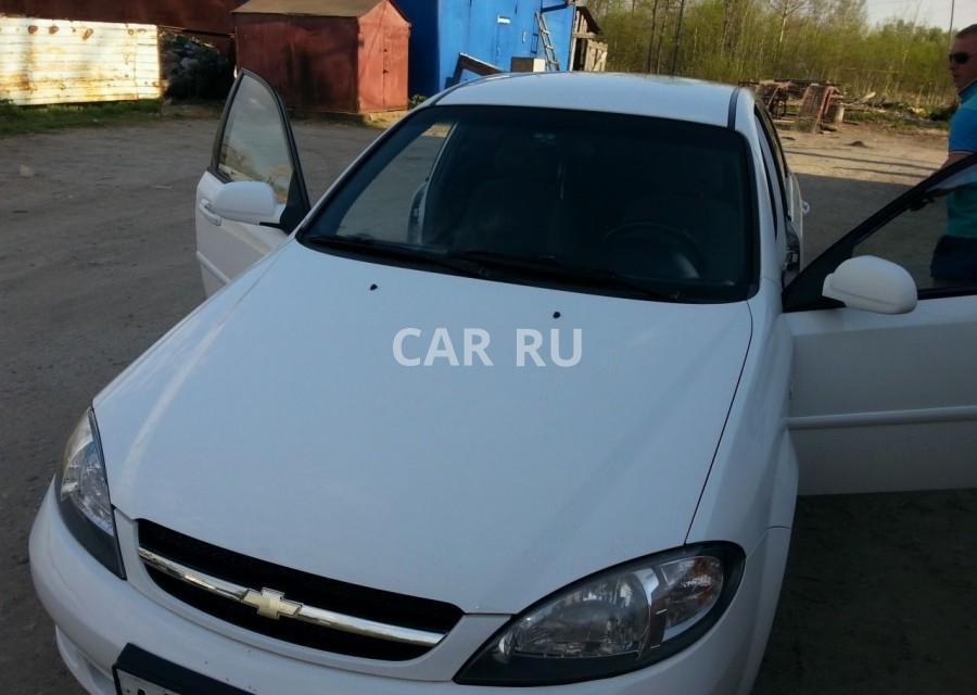 Chevrolet Lacetti, Александровск