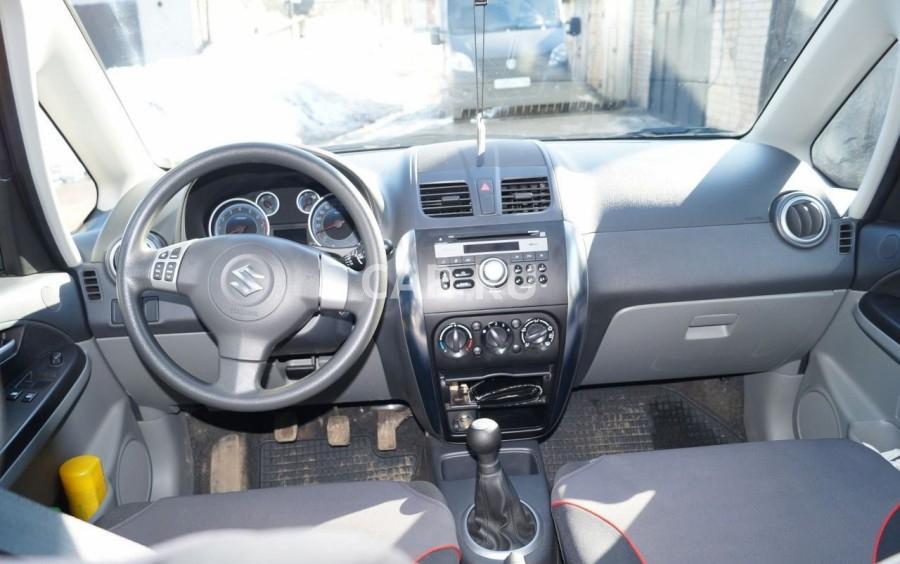 Suzuki SX4, Азнакаево
