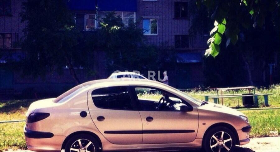 Peugeot 206, Альметьевск