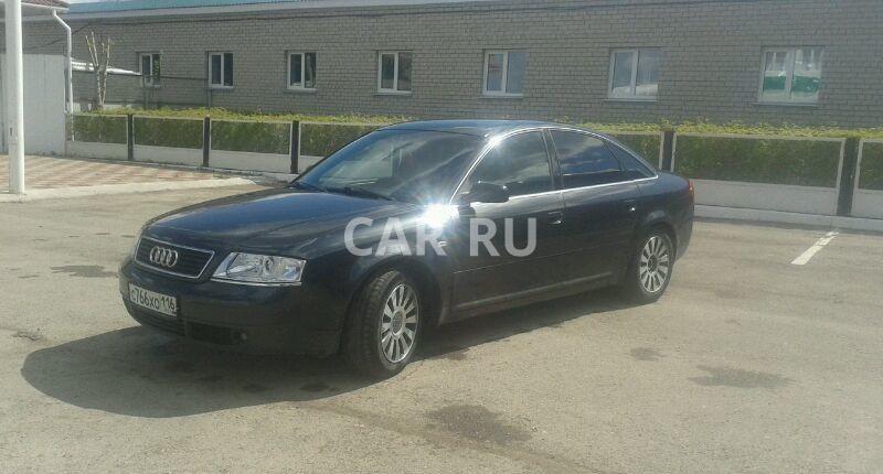 Audi A6, Альметьевск