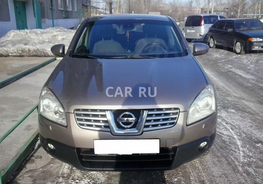 Nissan Qashqai, Ачинск