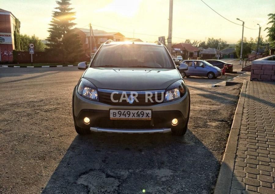Renault Sandero Stepway, Белгород