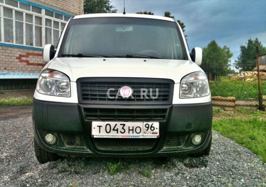Fiat Doblo, Алапаевск