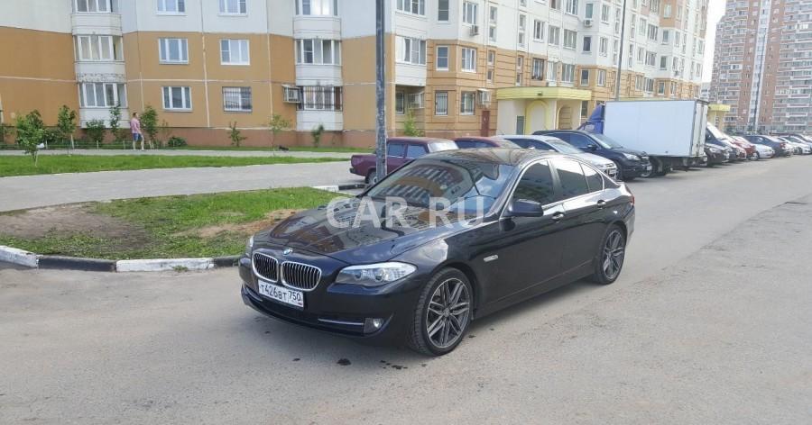 BMW 5-series, Балашиха